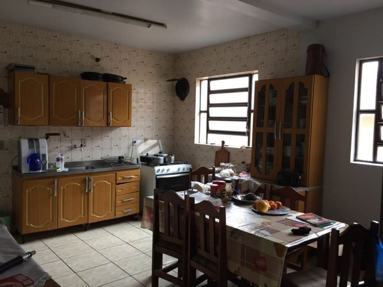 Casa com 01 suíte e 02 dormitórios para venda em São Gabriel- RS