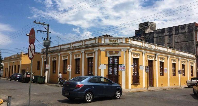 Prédio comercial para venda no centro de São Gabriel – RS