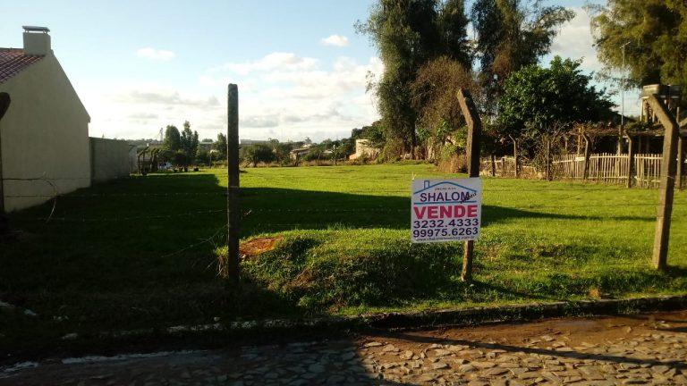 Terreno à venda em São Gabriel
