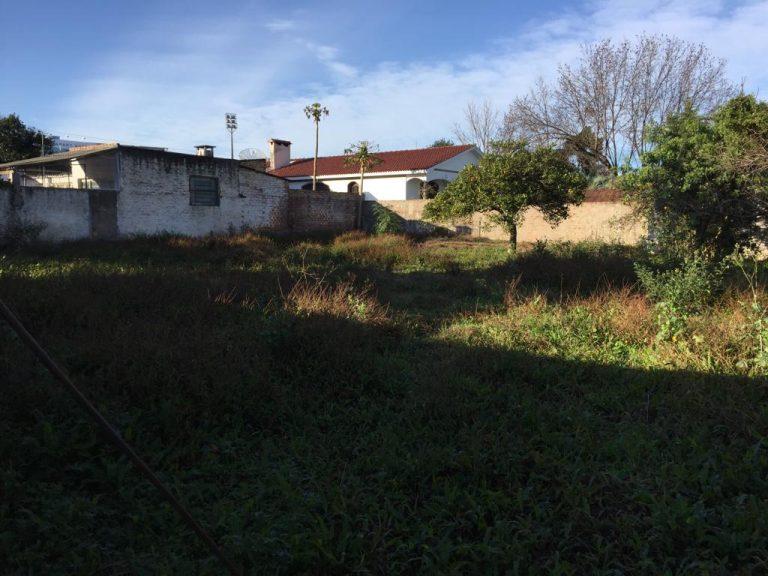 Terreno excepcional à venda no Bairro Capiotti