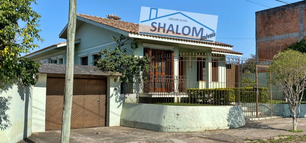 Excelente casa à venda no Bairro Vargas