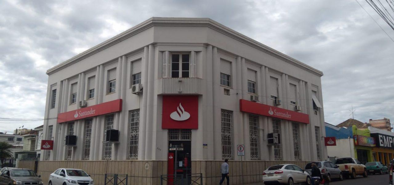 Ap. à venda centro São Gabriel