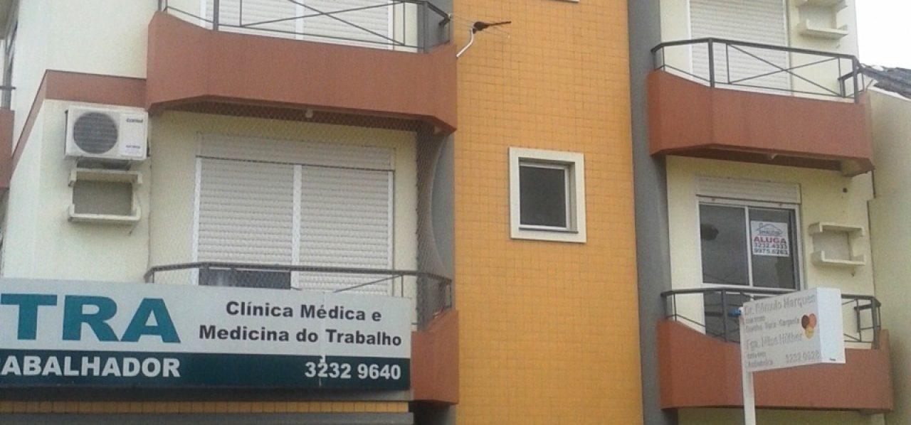 Apartamento de 02 dormitórios para alugar no centro de São Gabriel – RS